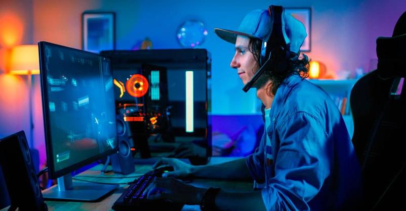 Gamer in PC